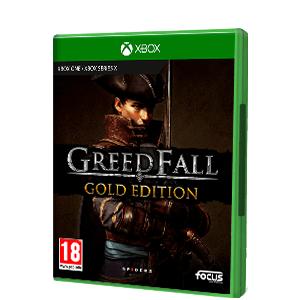 Greedfall Gold Edition