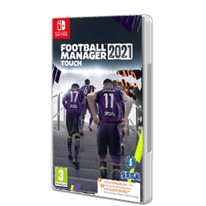 Football Manager 2021 - CIAB