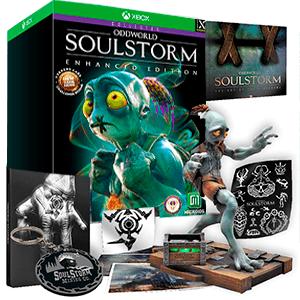 Oddworld Soulstorm - Collector's Oddition