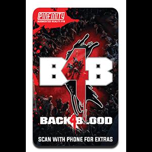 Back 4 Blood - AR Pin