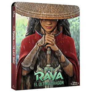 Raya y el Último Dragón Edición Steelbook