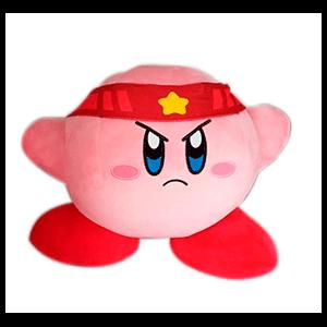 Peluche Kirby 30cm: Ninja