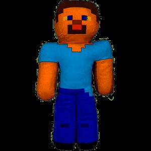 Peluche Minecraft 30cm: Steve