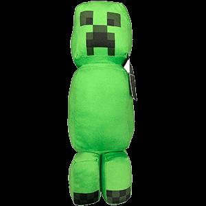Peluche Minecraft 30cm: Creeper