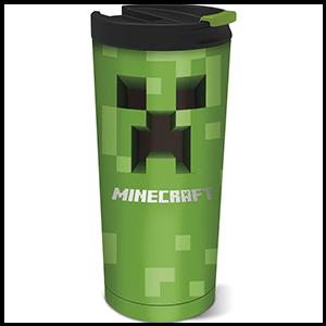 Vaso de Acero Minecraft