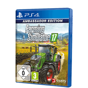 Farming Simulator 17 Ambassador Edition