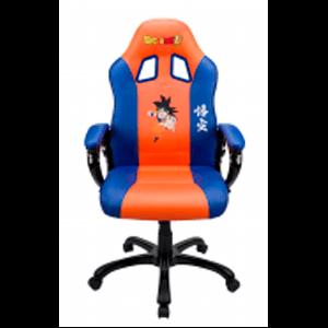 Dragon Ball adulto - Naranja/Azul - Silla Gaming