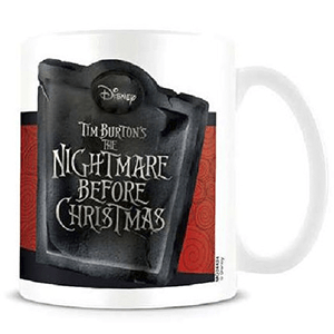 Taza Pesadilla Antes de Navidad: Jack Lápida