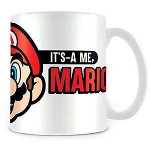 Taza super Mario 320ml: It´s a Me Mario