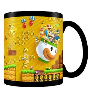 Taza Térmica Super Mario: Coin Rush