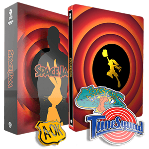 Space Jam 4K Titans of Cult  Edition