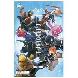 Batman/Fortnite Punto Cero nº 2