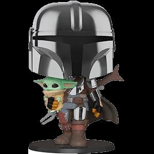 """Figura Pop Star Wars The Mandalorian: Mandalorian 10"""""""