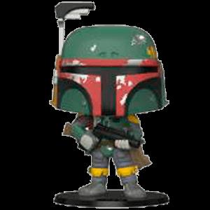 "Figura Pop Star Wars: Boba Fett 10"""