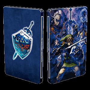 The Legend of Zelda Skyward Sword HD - Caja Metálica
