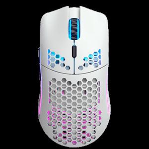 Glorious PC Gaming Race Model O Wireless Blanco - Raton Gaming