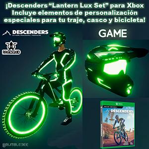 Descenders - DLC Lantern Lux Set XONE