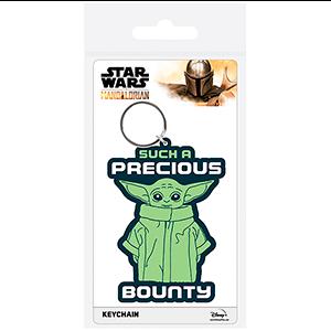 Llavero Star Wars The Mandalorian: Precious Bounty