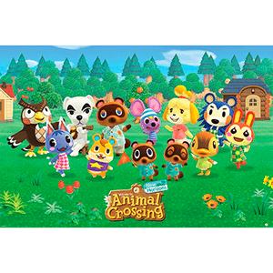 Poster Animal Crossing