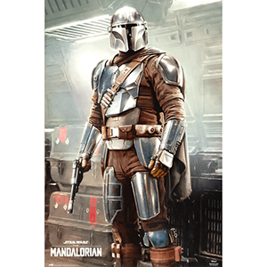Poster Star Wars The Mandalorian: This is the Way