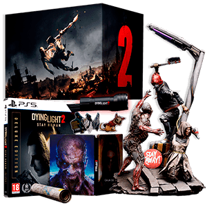 Dying Light 2 Stay Human Collector's Edition