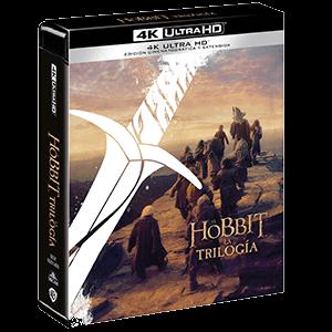 Trilogía El Hobbit Extendida - 4K