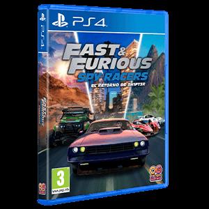 Fast & Furious: Spy Racers El Retorno de SH1FT3R