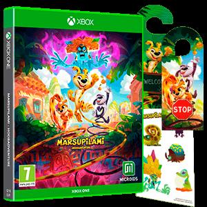Marsupilami Hoobadventure - Tropical Edition