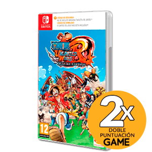 One Piece Unlimited World Red (CIAB)
