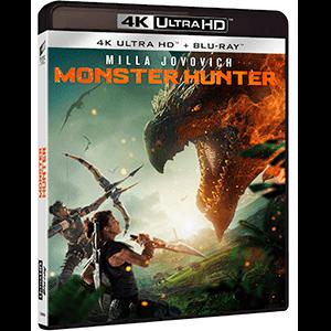 Monster Hunter 4K + BD