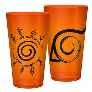 Vaso XXL Naruto - Konoha Symbol