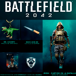 Battlefield 2042 - DLC Pack de Accesorios PS4