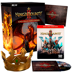 King´s Bounty 2 King Collector's Edition