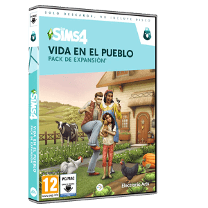 Los Sims 4 vida en el pueblo: Pack de expansion