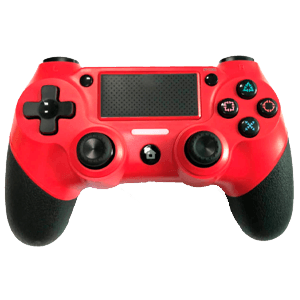 Controller Bluetooth Nuwa Rojo (REACONDICIONADO)