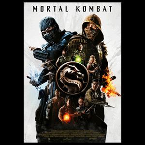 Mortal Kombat 2021 - Póster