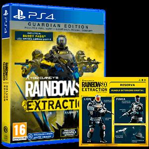 Rainbow Six Extraction Guardian Edition