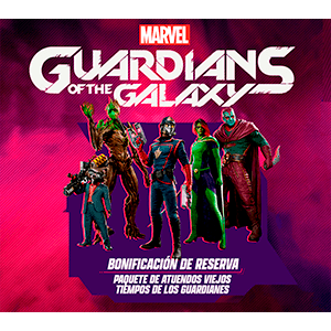Marvel's Guardians of the Galaxy - DLC PS5