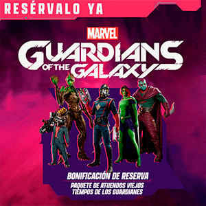 Marvel's Guardians of the Galaxy - DLC PS4