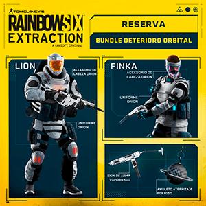 Rainbow Six Extraction - DLC Deterioro Orbital