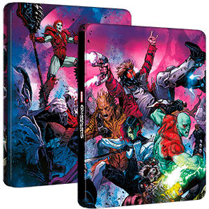 Marvel's Guardians of the Galaxy - Steelbook