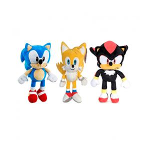 Peluches Sonic Surtido 30cm
