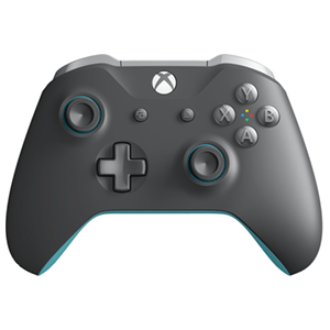Controller Inalámbrico Microsoft Gris y Azul