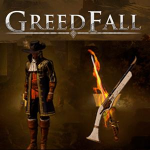 Greedfall Gold Edition - DLC Adventurer's Gear PS5