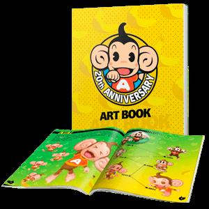 Super Monkey Ball Banana Mania - Artbook