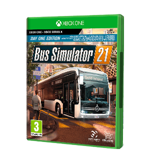 Bus Simulator 21 - Day One Edition