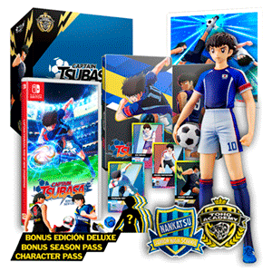 Captain Tsubasa: Rise of new Champions Ed Col (REACONDICIONADO)