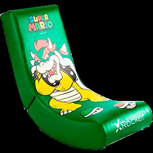 Silla X Rocker - Super Mario ALL-STAR Collection - Bowser