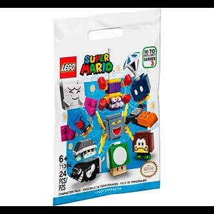 LEGO Super Mario Pack de Personajes: Edición 3