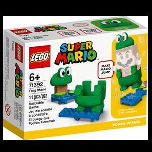 LEGO Super Mario: Pack Potenciador Mario Rana
